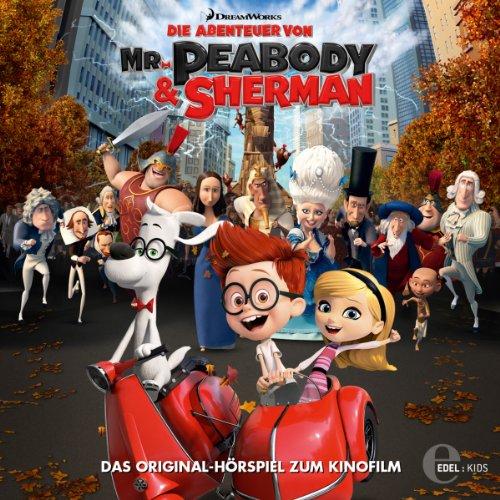 Die Abenteuer von Mr. Peabody & Sherman Titelbild