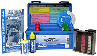 Taylor K-2106 FAS-DPD Bromine Complete Test Kit