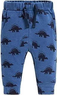 Voopptaw Little Boys Cartoon Pants Elastic Waist Drawstring Sweatpants with Pockets