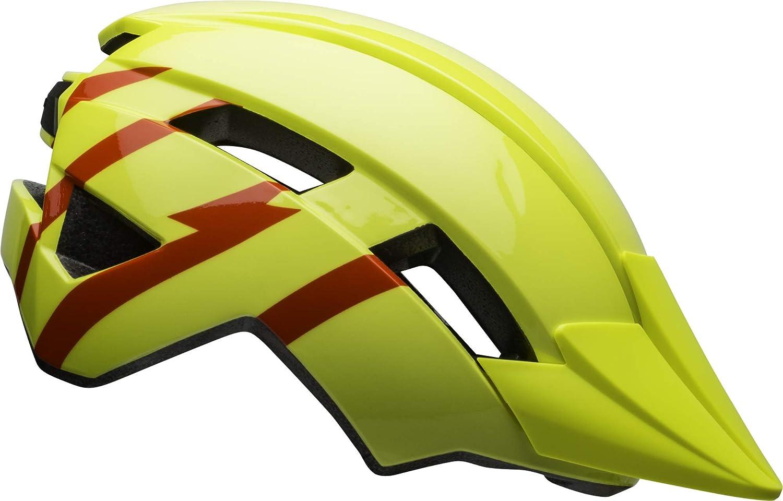 BELL Sales wholesale results No. 1 Sidetrack II MIPS Youth Bike - Strike Gloss R Hi-Viz Helmet