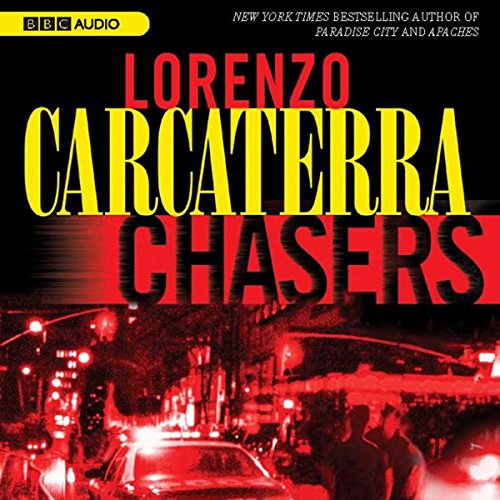Chasers audiobook cover art