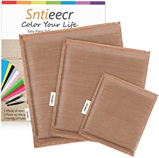 Sntieecr 3 Pack 3 Sizes Heat Press Pillow Heat Pressing Transfer Pillow, Heat Press Mat for Heat Press Digital Transfer