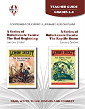 A Series of Unfortunate Events: The Bad Beginning and the Reptile Room - Teacher Guide by Novel Units