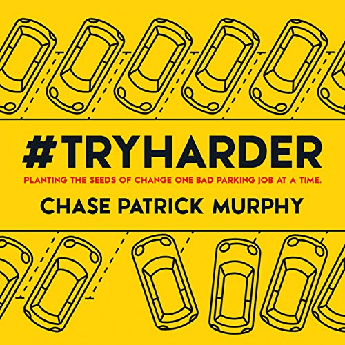 #TryHarder audiobook cover art