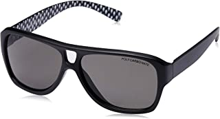 CANCER COUNCIL KIDS Boy'S Timber Wolf Sunglasses, Lightning Black