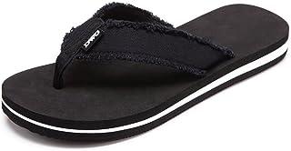 f87c0ac8799f Men s Flip Flops Beach Sandals Lightweight EVA Sole Comfort Thongs
