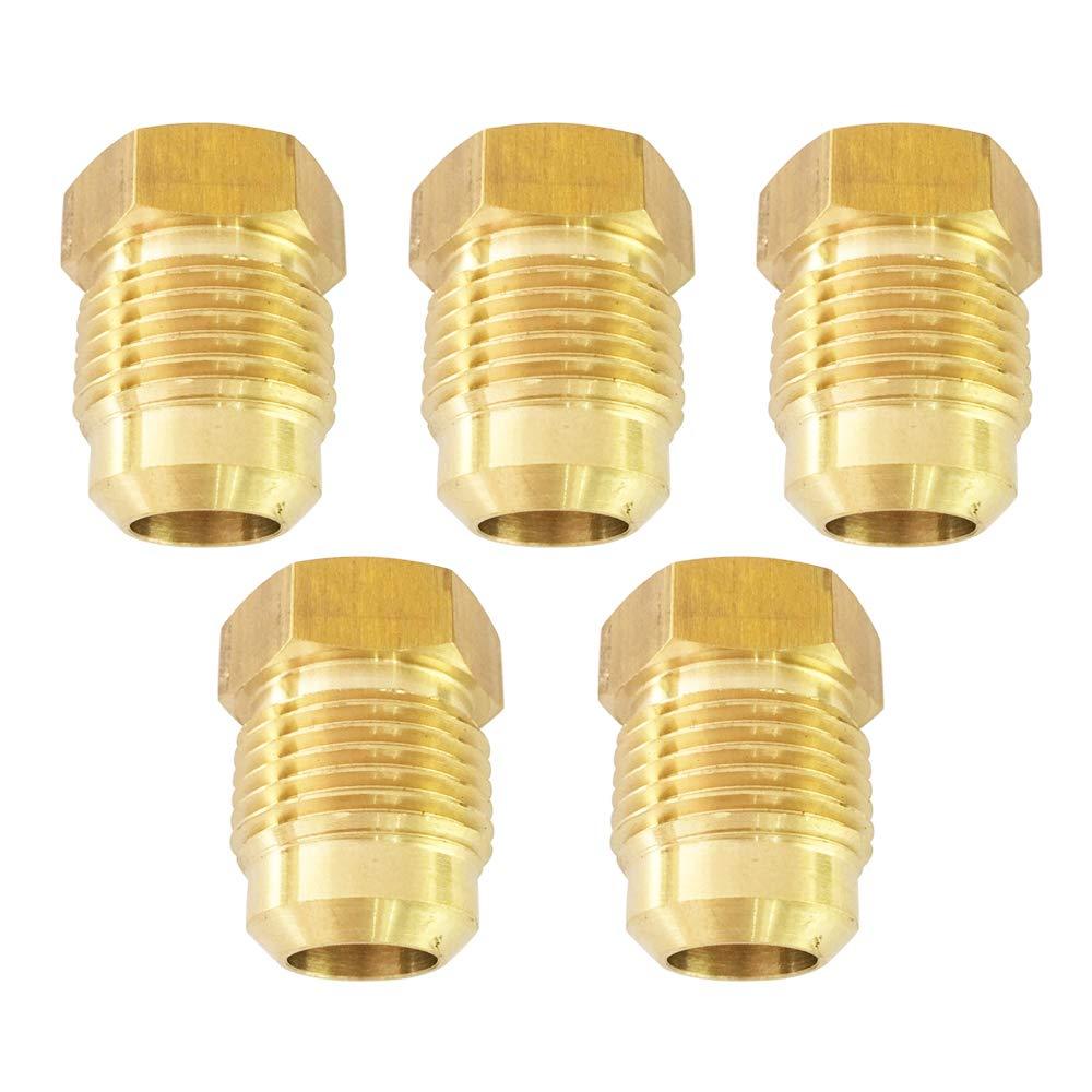 Brass 45 Degree Flare 5 Free Shipping Cheap Bargain SALENEW very popular! Gift 16