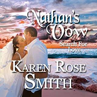 Nathan's Vow audiobook cover art