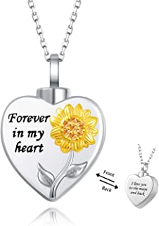 Best cremation jewelry silver Reviews