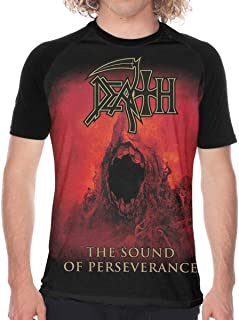Death - The Sound of Perseverance Men's Baseball Short Sleeves Shirts