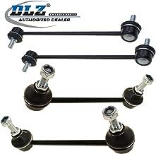DLZ 4 Pcs Suspension Kit-2 Front 2 Rear Sway Stabilizer Bar End Links Compatible with 2001 2002 2003 Mazda Protege 2002 2003 Mazda Protege5 (OE No. K80258 K80868)