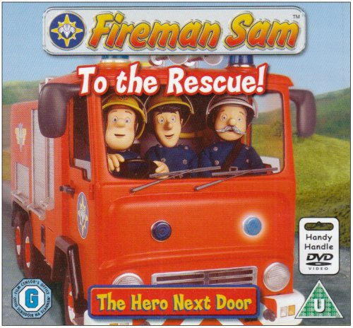 Fireman Sam - to the Rescue (Hit Handy Handle) [UK Import]