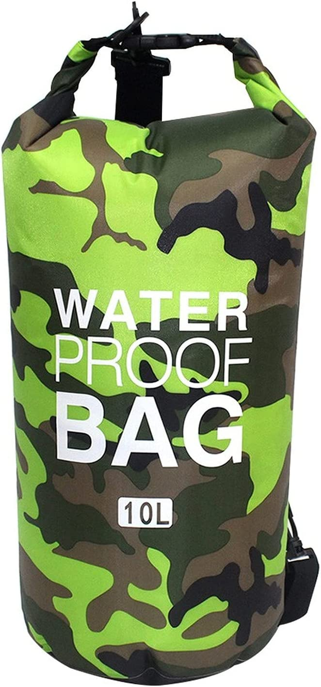 PVC 35% Factory outlet OFF Waterproof Dry Bag 5L 10L Camouflage 20L Outdoor Diving 30L