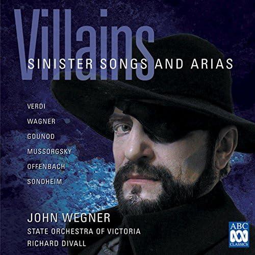 State Orchestra of Victoria, Richard Divall & John Wegner