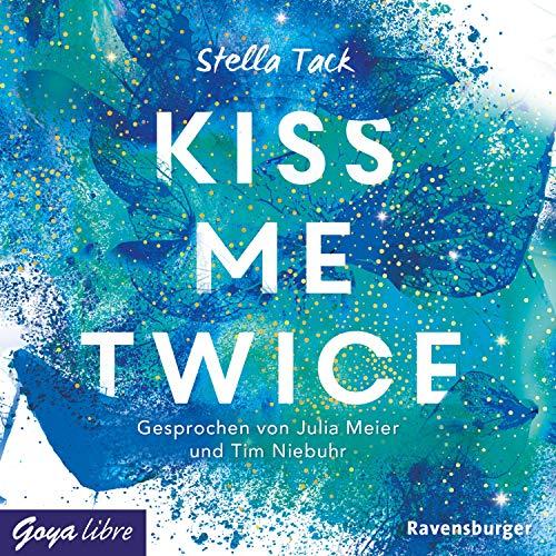 Buchseite und Rezensionen zu 'Kiss me twice: Kiss the Bodyguard 2' von  Stella Tack