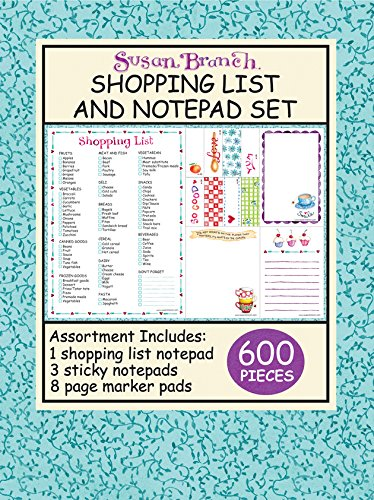 Image OfShopping List And Notepad Set
