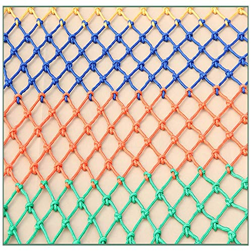 Great Deal! Children Safety Protection Rope Net - Stairs Balcony Protection Nets Household Anti-Fall...