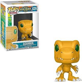 Funko Pop Animation: Digimon - Agumon Collectible Figure, Multicolor