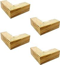 Meubelpoten Houten tafelpoten Meubelpootkussens, Betrouwbaar massief hout Materiaal Sofa Stoel Bed Kast Theetafel TV Kastp...