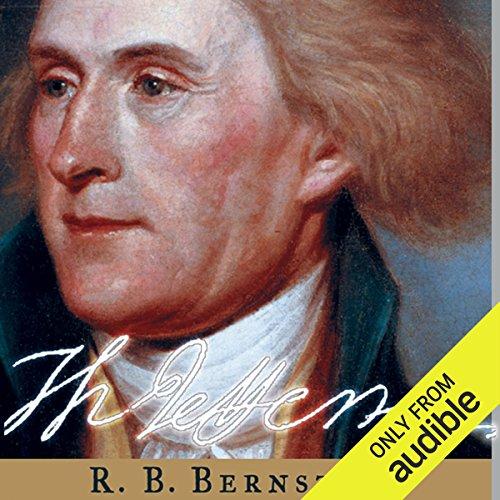 Thomas Jefferson audiobook cover art
