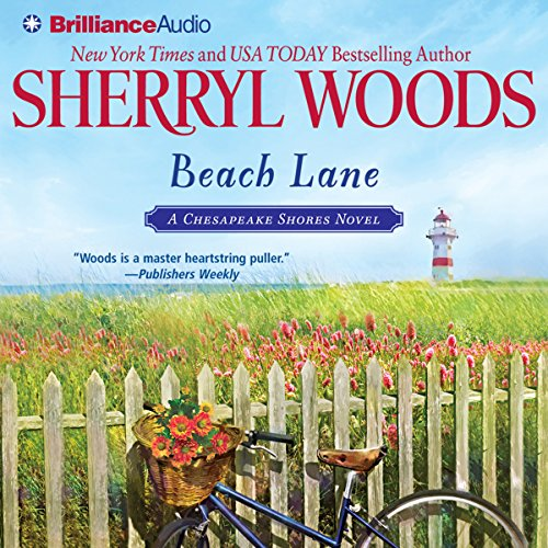 Beach Lane audiobook cover art
