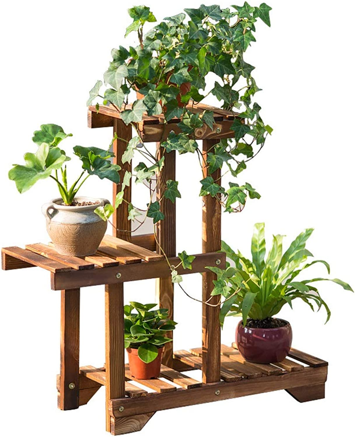 Plant Stand- Plant Theatre Herb Planter Potting Table Potted Table Display Stand Gardening Gifts for Women