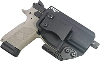 Fierce Defender IWB Kydex Holster CZ P07 The Paladin Series -Made in USA-