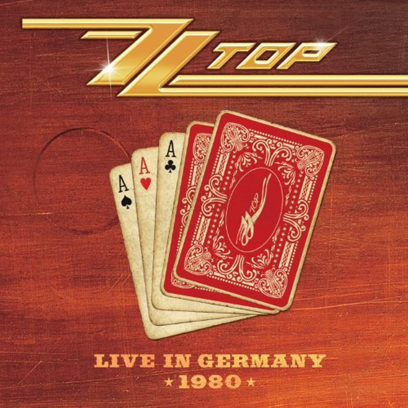 Live In Germany 1980 by ZZ Top (2011-06-21)