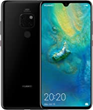 "Huawei Mate 20 - Pack de funda y smartphone de 6.53"" (Octa-Core Kirin 980, RAM de 4 GB, memoria de 128 GB, cámara de 20 MP..."