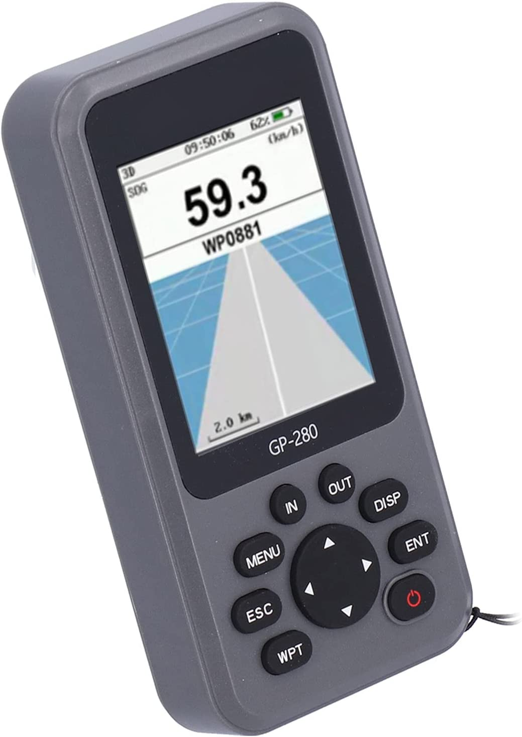 Aramox Handheld Excellence Navigator Rugged GPS Lowest price challenge Latitud