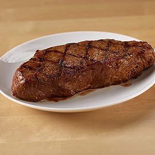 6 (12 oz.) Strip Steaks + Seasoning from the Texas Roadhouse Butcher Shop