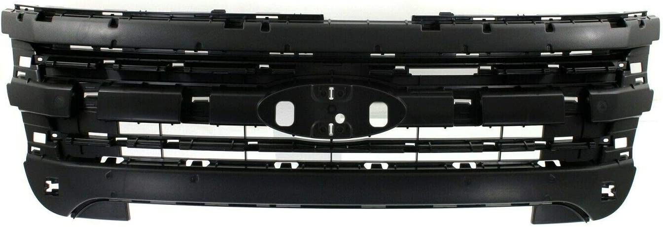 SCKJ Popular brand in the world Header PanelCompatible with Inner Grille New life Mounting Bla Panel