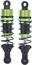 Woyisisi RC Truck Shocks Absorber RC Truck Upgrade Parts Oil Pressure Shocks Absorber for 9300-9304 1/18 Model Car