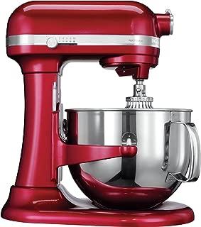 KitchenAid 6.9L Artisan 碗升升立式搅拌机 - 糖果苹果色