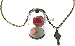 Blingsoul Beauty Emma Watson Jewelry - Beast Belle Merchandise for Women