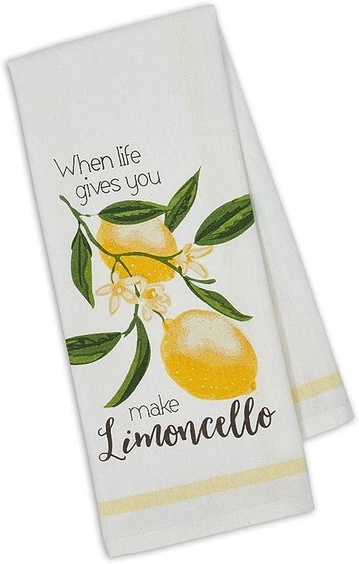 Heart Of America Make Limoncello Printed Dishtowel 6 Pieces