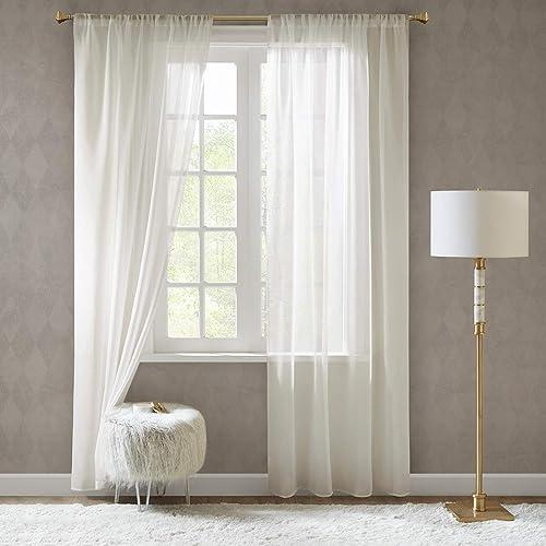 Voile Curtains Amazon Co Uk