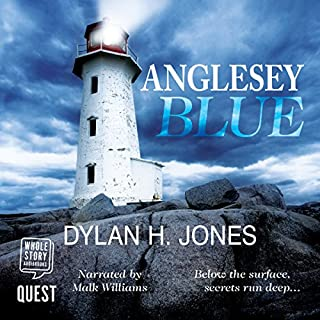 Anglesey Blue cover art