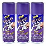 3 Pack - Plasti Dip Multi Purpose Rubber Coating Spray - Classic Muscle Plum Crazy 11oz