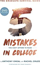 5 mistakes in college dave ramsey