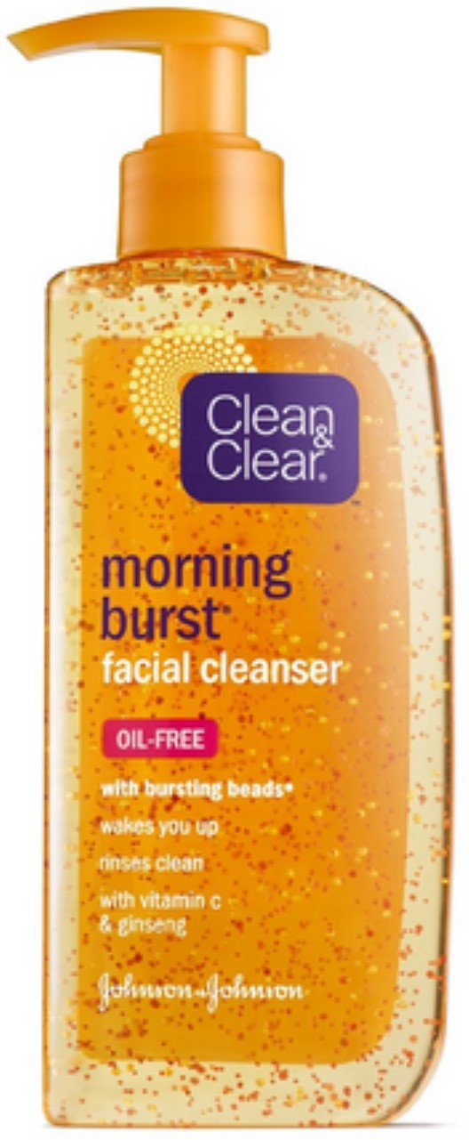 CLEAN CLEAR Morning Max 65% OFF Burst Facial Cleanser oz Pack 11 8 of shopping