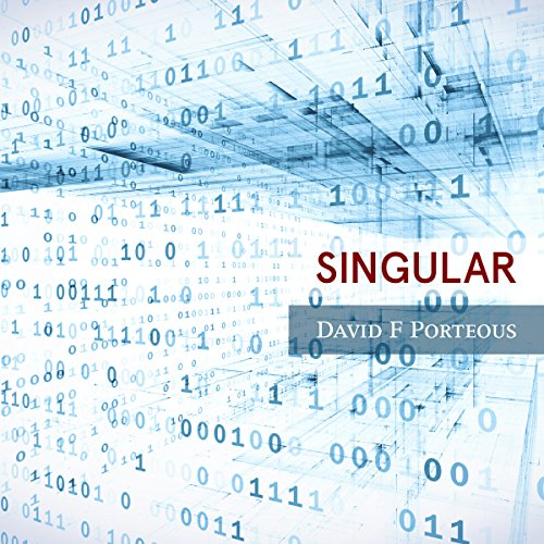 Singular audiobook cover art