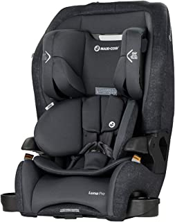 MAXI COSI Luna Pro Harnessed Car Seat Suitable Approx. 6 Months to 8 Years, Volcanic Grey