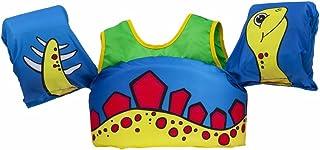 Body Glove Dinosaur Swim Life Jacket Multicolor, Child