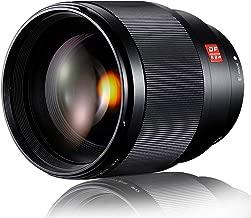 Viltrox 85mm F1.8 Auto Focus Lens for Sony,Full Frame,Medium Telephoto Portrait Prime Lens for Sony E Mount A9 A7R3 A7R2 A7M3 A7M2 A7S2 A6500 A6300 A6000