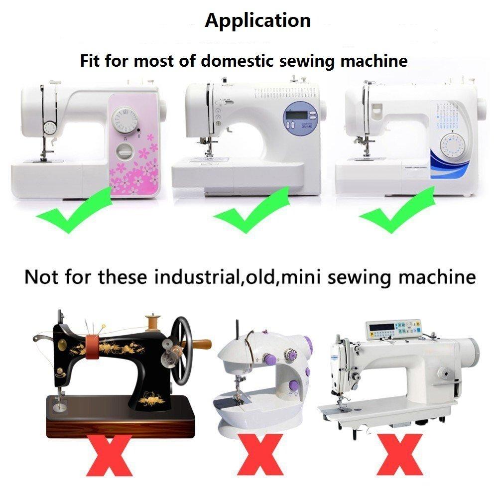 giftown-professional Domestic 32 piezas máquina de coser juego de ...