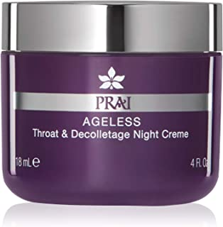 PRAI Beauty Ageless Throat & Decolletage Night Creme 4 oz