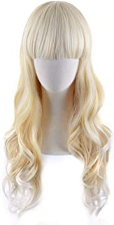 Best blond wig with bangs Reviews