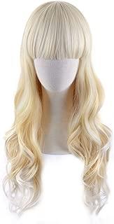 REECHO Curly Wavy Wig 24