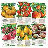 "Quality Tomato seeds packaged by Seed Needs. Intended for the current and the following growing season. Packets are 3.25"" wide by 4.50"" tall and come with a full colored illustration on the front side, as well as detailed sowing instructions on the r..."